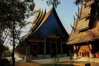 Black Village (Baan Dam) in Chiang Rai