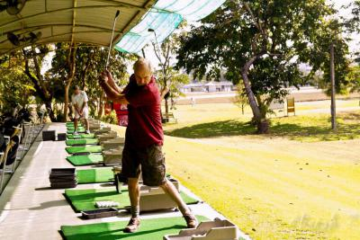 Old Airport Golf Driving Range and Golf Course Chiang Rai