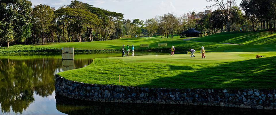 Santiburi Golf - Hole 17