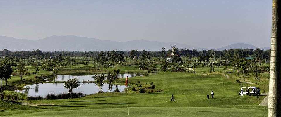 Golf Happy City Chiang Rai