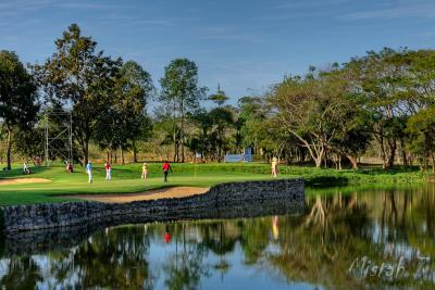 Santiburi Golf Chiang Rai